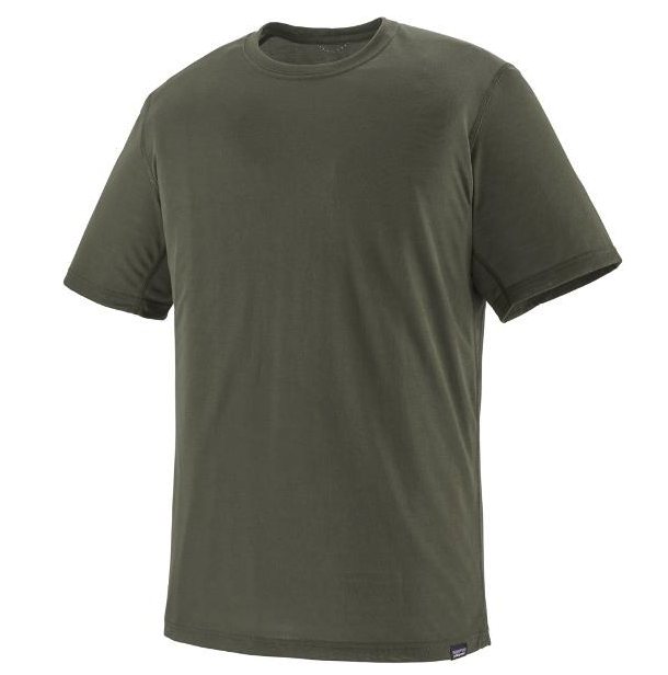 moisture-wicking base layer t-shirt is a must while walking the camino de santiago