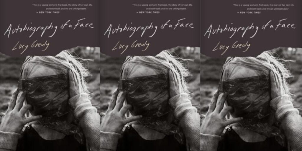 Cover of Autobiography of a Face
