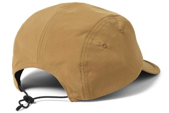 a ventilated hat will protect you from the sun on the camino