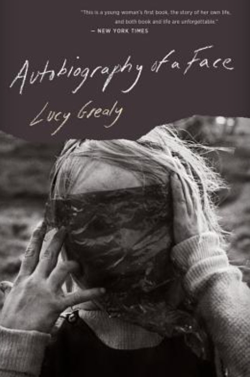 Book Cover: Autobiography of a Face