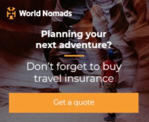 World Nomads advert
