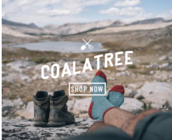 CoalaTree Sustainable Ad