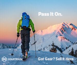 GearTrade sustainable advert