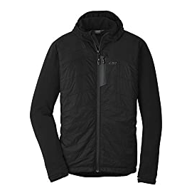zip-up for your camino packing list