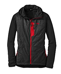 zip-up hoody for your camino packing list