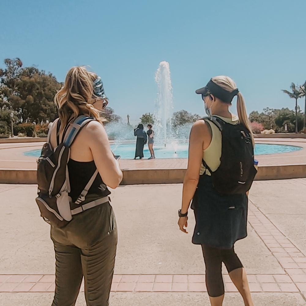 Bea Evenson Fountain: Balboa Park San Diego