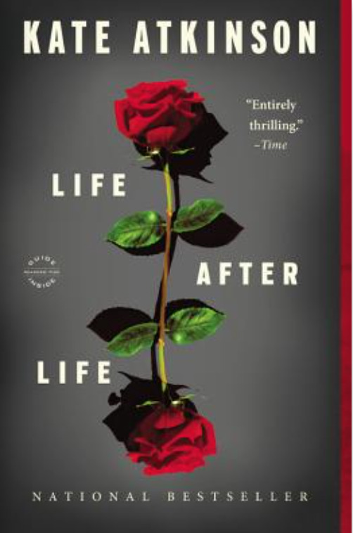 Life After Life Book Cover