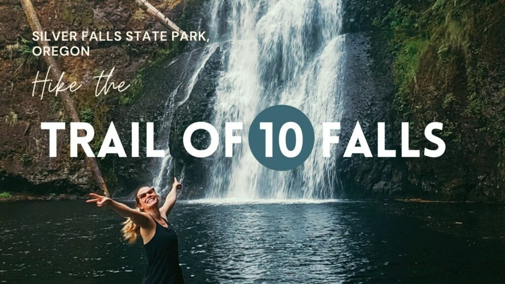 Trail of 10 Falls Cover Image