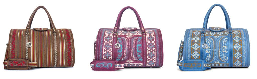 Sustainable Summer Weekender Bag from Banda Bag