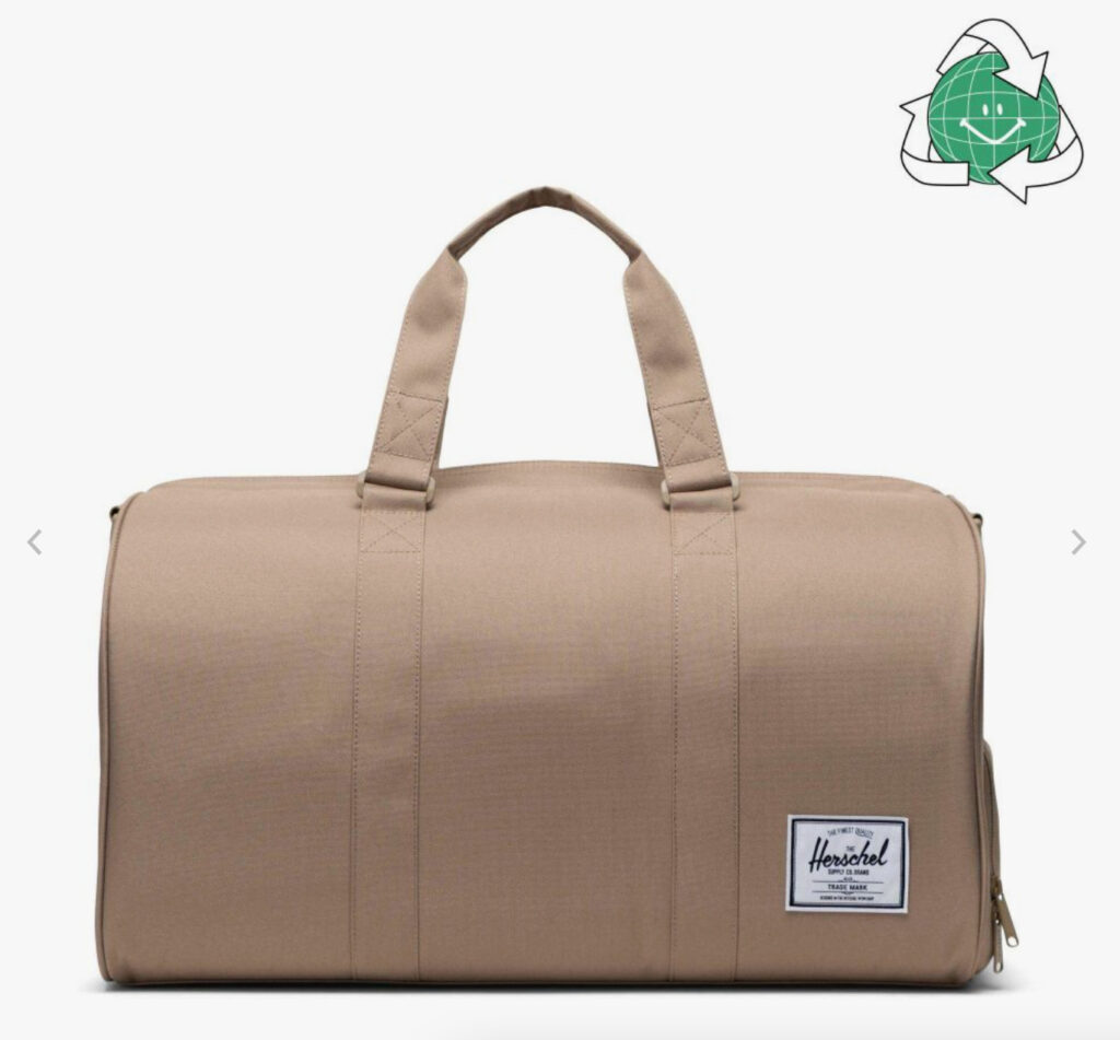 Eco Collection Bag that's made from recycled material