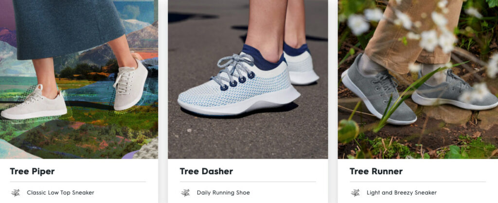 Sustainable summer shoes