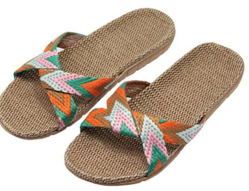 sustainable beach sandals