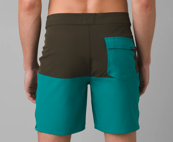 recycled polyester boardshorts for a sustainable summer