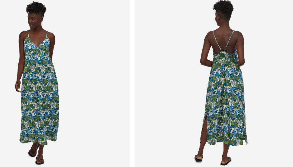 sustainable summer dress