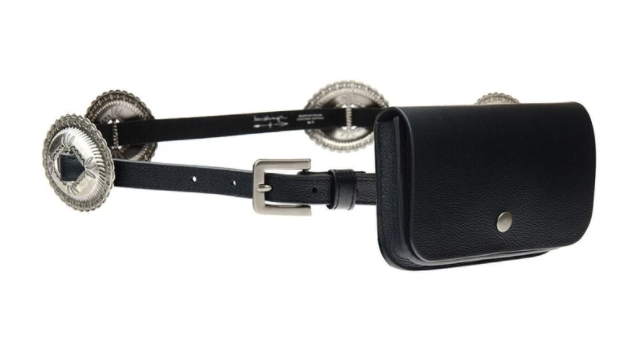 sustainable hip belt for summer