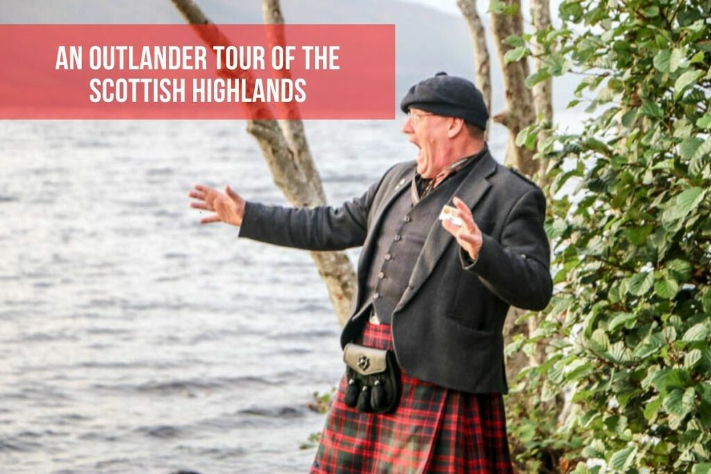 outlander tour of the Scottish Highlands