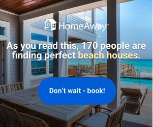 HomeAway Advert