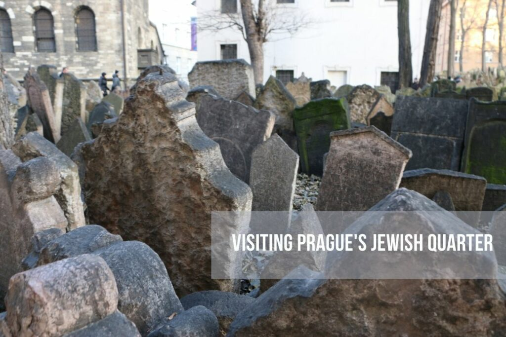 Visiting Prague's Jewish Quarter is part of this Never Forget Series in Travel and History