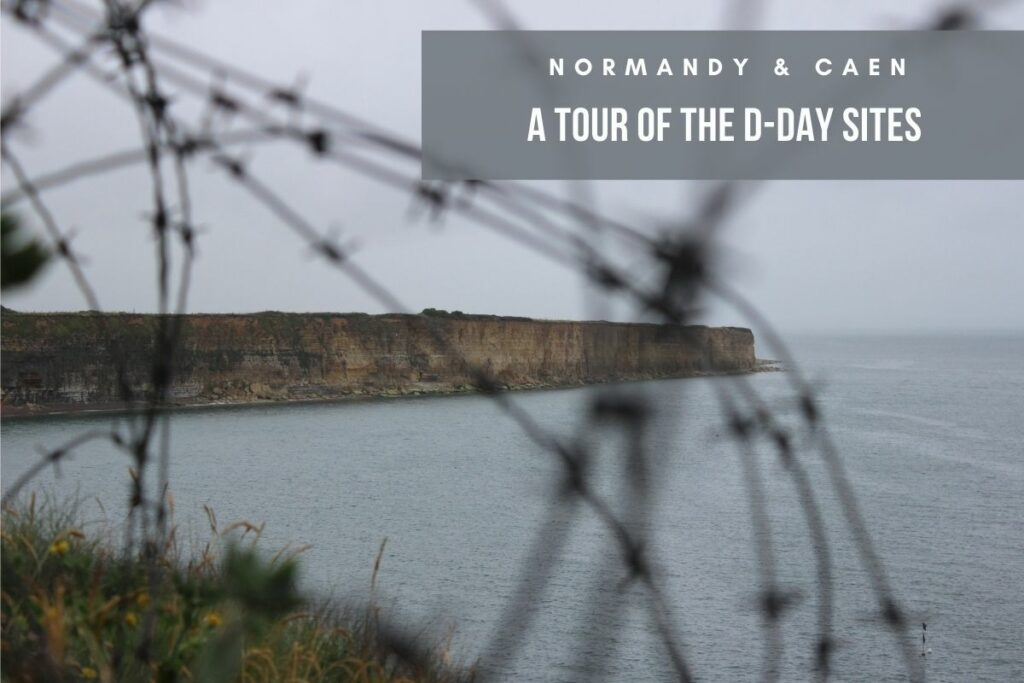 A D-Day tour is part of a never forget series in travel and history