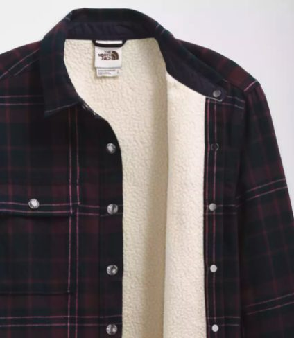 Ethical fall flannel perfect for fall